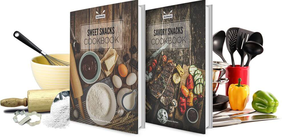 paleo snacks cookbook