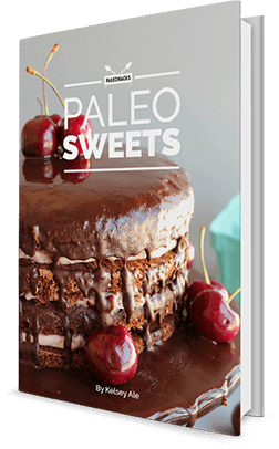 Paleo Sweets Best Dessert Cookbook