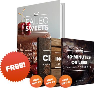 Paleo sweets paleo book bundle fandeluxe Gallery
